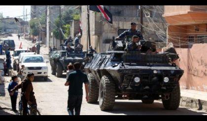 اعتقال 3 داعشيات من عناصر الحسبة السابقات غربي الموصل