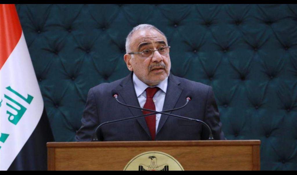 عادل عبدالمهدي يهدد باتخاذ موقف في حال تأخر الكتل بحسم الوزارات الشاغرة