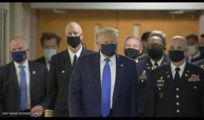 خلال ساعات.. ترامب يكشف عن