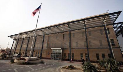 واشنطن تغضب من قصف سفارتها لدى بغداد وتصدر بيانًا شديد اللهجة