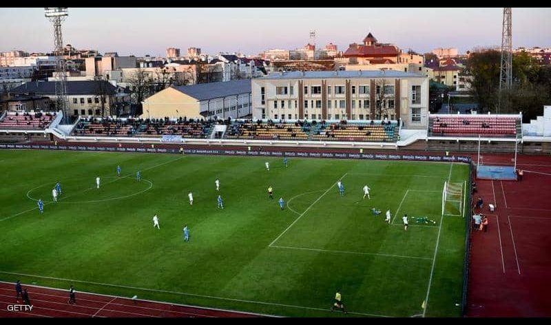 روسيا البيضاء..تأجيل مباراة بالدوري بعد إصابة لاعبين بكورونا
