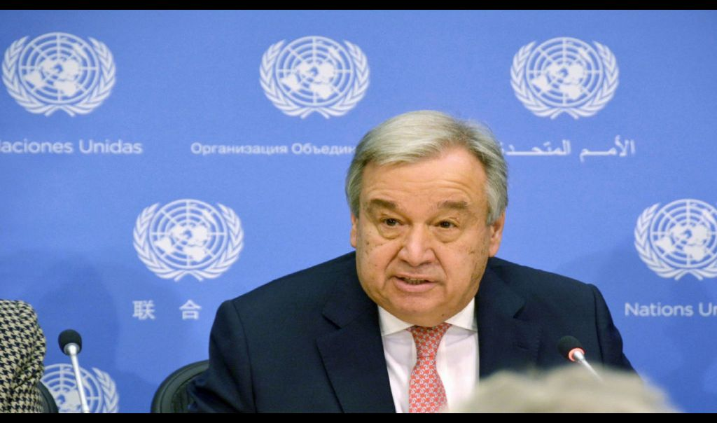 الامم المتحدة تشدد على ضرورة ان يمر العراق بمناخ ديمقراطي