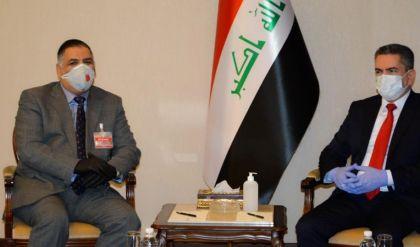 الزرفي يؤكد على أهمية دور الاعلام في التحديات التي يواجهها العراق