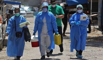 تسجيل 3474 إصابة و17 حالة وفاة جديدة بفيروس كورونا في العراق