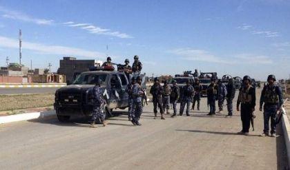 الشرطة الاتحادية تدمر مضافة تحتوي مواد طبية ومتفجرة في كركوك
