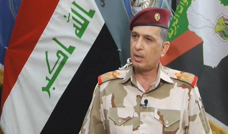 رئيس اركان الجيش يوجه بإنشاء الممر الثاني للجسر الخامس في الموصل