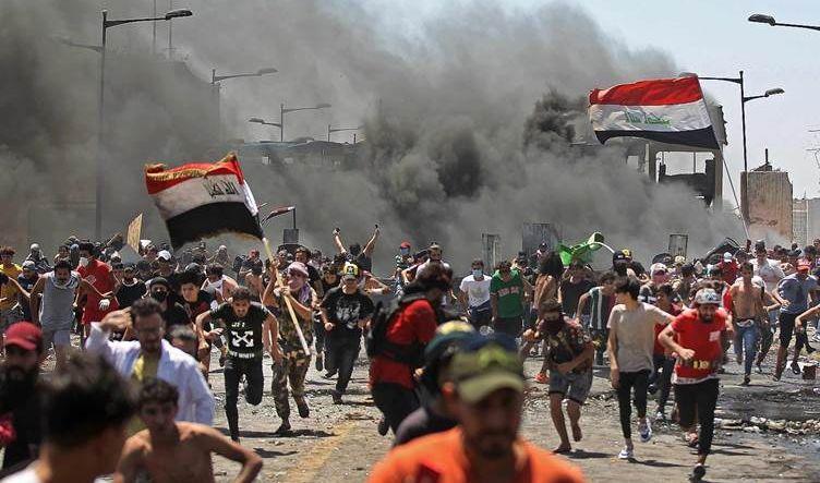 رايتس ووتش توجّه انتقادات حادة لقمع المحتجين في العراق: لم تتم محاسبة الفاعلين