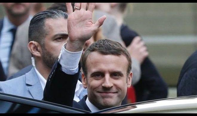 ماكرون يُنصب رئيسا لفرنسا