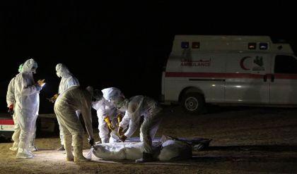 العراق يسجل رقماً قياسياً جديداً لعدد إصابات ووفيات كورونا خلال يوم واحد