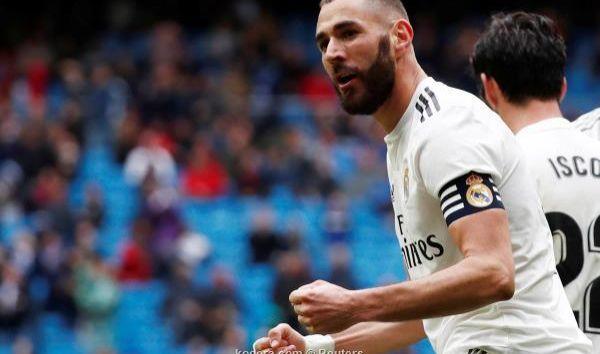 ريال مدريد يصدر بيانًا بشأن إصابة بنزيما