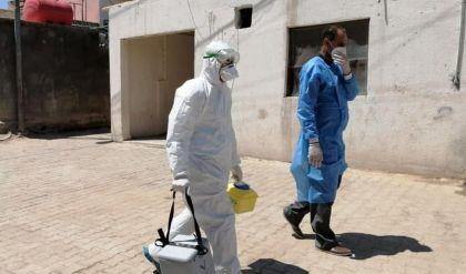 تسجيل 2374 إصابة جديدة و39 حالة وفاة بفيروس كورونا في العراق