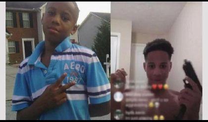 طفل يقتل نفسه خلال البث المباشر على احد مواقع التواصل الاجتماعي