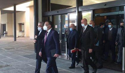 وزير الطاقة الإيراني يصل إلى بغداد لبحث صادرات الغاز إلى العراق وتسديد الديون المستحقة