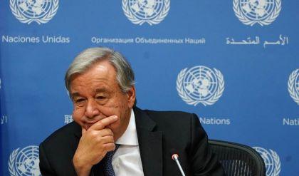 غوتيريش يدعو لإبقاء حدود سوريا مفتوحة لتمرير المساعدات