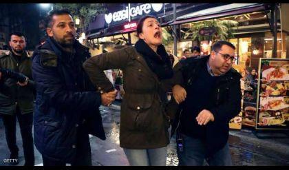 اعتقال العشرات في تركيا بسبب دعاية