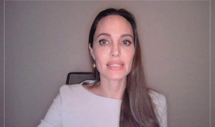 أنجيلينا جولي: أطفال الإزيديين الناجين من قبضة داعش يعانون ضغطاً نفسياً