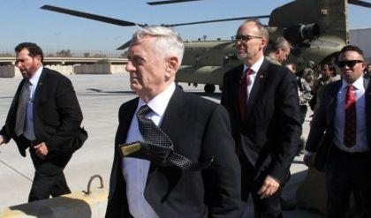 ماتيس:سندرب القوات العراقية للدفاع عن بلدها