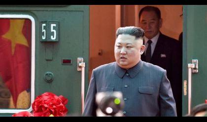 زعيم كوريا الشمالية يصل الى روسيا للقاء بوتين لأول مرة