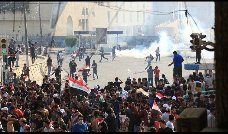 حقوق الانسان تنشر إحصائية توثيقها التظاهرات خلال الثلاثة ايام الماضية