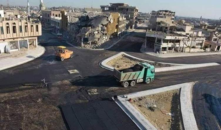 إعمار 500 منزل مدمر في محافظة نينوى