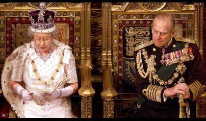 بريطانيا.. احتفال خاص جدا للملكة وزوجها