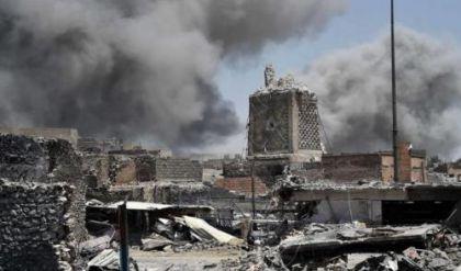 قائممقام الموصل: مشروع اعمار جامع النوري ومنارة الحدباء لم ينجز منه اي شيء