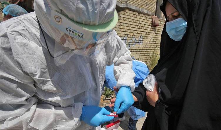 تسجيل 10215 إصابة جديدة و62 وفاة بفيروس كورونا في العراق