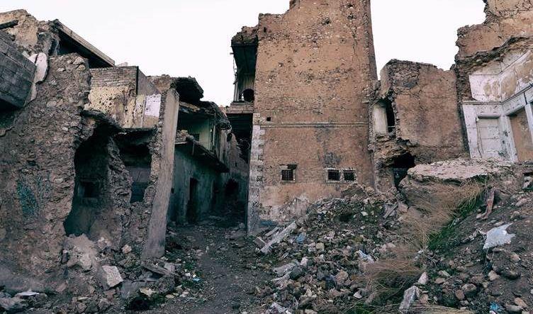 ضواحي الموصل ملاذ لسكان مدينتها القديمة المدمرة