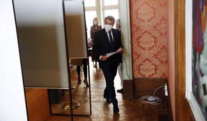 الانتخابات المحلية الفرنسية.. حزب ماكرون يخسر في معظم المدن الكبرى
