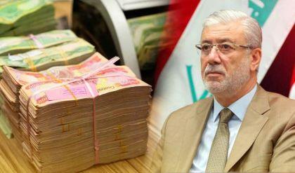 بشير الحداد: الحكومة العراقية وافقت على صرف 200 مليار دينار لإقليم كوردستان لشهر آب