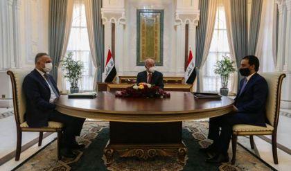 الرئاسات الثلاث في العراق: استمرار الاضطراب الأمني يعرض استقرار البلد إلى مخاطر حقيقية