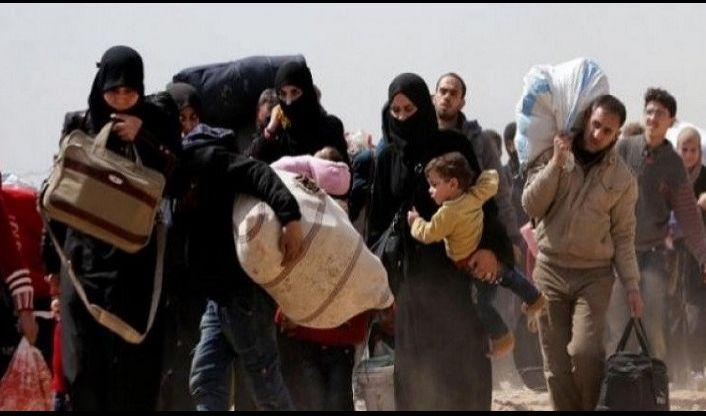 عمليات نينوى: 329 عائلة سورية دخلت العراق عبر المحافظة