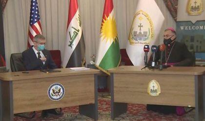 أميركا تقدم مساعدات مالية لمسيحيي العراق وإقليم كوردستان