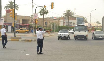 وزارة الداخلية توافق على اعادة مئات المفصولين من مرور نينوى الى الخدمة