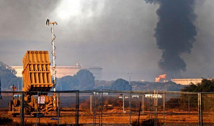 الجيش الإسرائيلي: أكثر من ألف صاروخ أطلق من قطاع غزة على اسرائيل