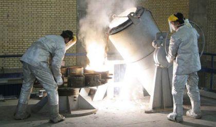 طهران تبدأ إجراءات تخصيب اليورانيوم بنسبة %20