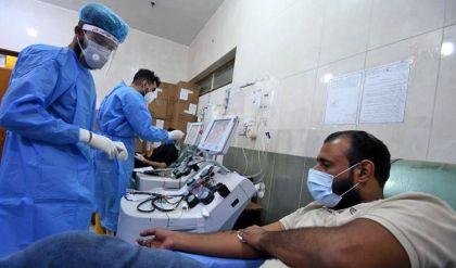 العراق.. تسجيل 2390 إصابة جديدة بفيروس كورونا