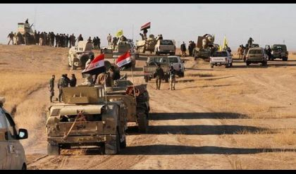المباشرة بعمليات تفتيش منطقة الجزيرة باتجاه نينوى وصلاح الدين