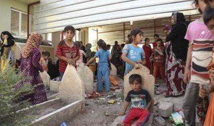 الموصل.. 7 الاف ارملة و32 الف يتيم بحاجة الى الرعاية