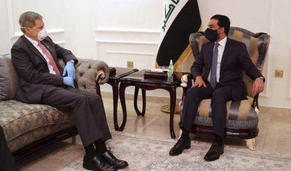 السفير الأميركي يؤكد حرص بلاده على توطيد أطر التعاون المشترك مع العراق