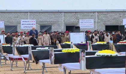 نيجيرفان بارزاني يدعو بغداد لتعويض الإزيديين ويؤكد العمل على جعل سنجار محافظة