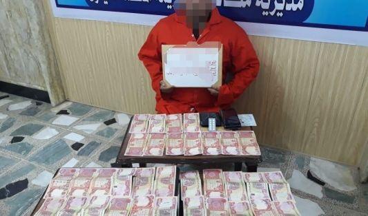 القبض على متهم يبتز الموطنين باسم داعش في نينوى