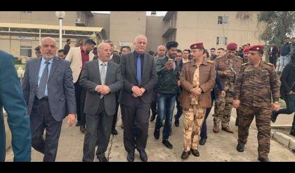 الخياط يدعو الى عقد جلسة لمجلس الوزراء في الموصل وتعويض المتضررين