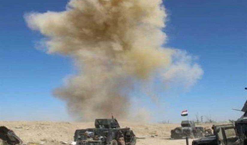 تدمير ثلاثة أوكار لداعش في كركوك