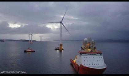 إنجاز عالمي غير مسبوق لتوليد الكهرباء