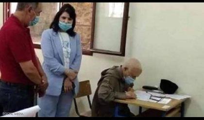في 79 عاما.. مسن مغربي يجتاز امتحان