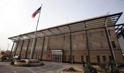 بعد تعرضها لهجوم صاروخي... السفارة الأميركية تدعو السياسيين والحكومة العراقية إلى منع هذه الهجمات