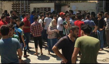 الموصل.. طلاب راسبون يتظاهرون احتجاجا على النتائج