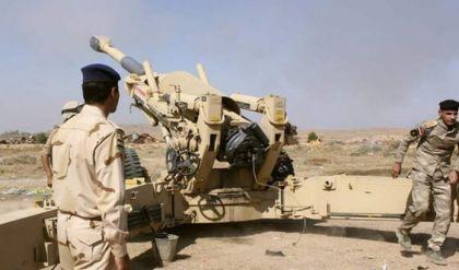 """مقتل وإصابة عدد من """"الدواعش"""" بقصف مدفعي على الحدود العراقية السورية"""