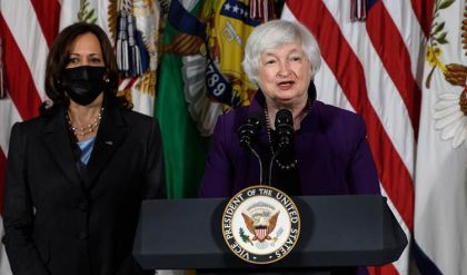 الخزانة الأميركية تطالب برفع سقف الدين لتجنّب أزمة مالية